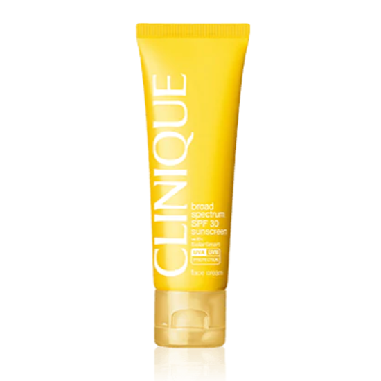 Picture of Broad Spectrum SPF 30 Sunscreen Oil-Free Face Cream
