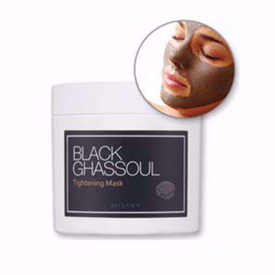 Picture of MISSHA Black Ghassoul Tightening Mask