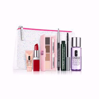 Resim Merry and Bright' Makeup and Skincare Gift Set