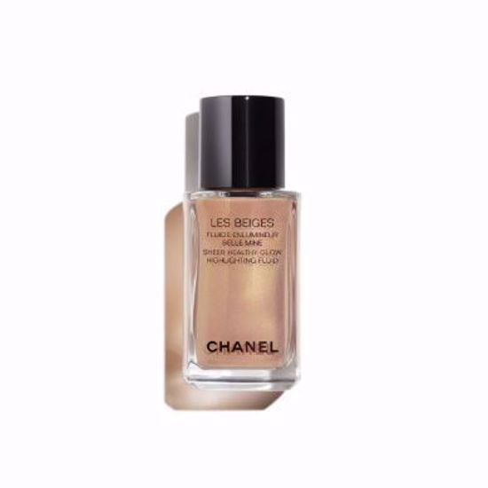Picture of Sheer Fluid Highlighter For A Luminous Healthy Glow / Pearly Glow
