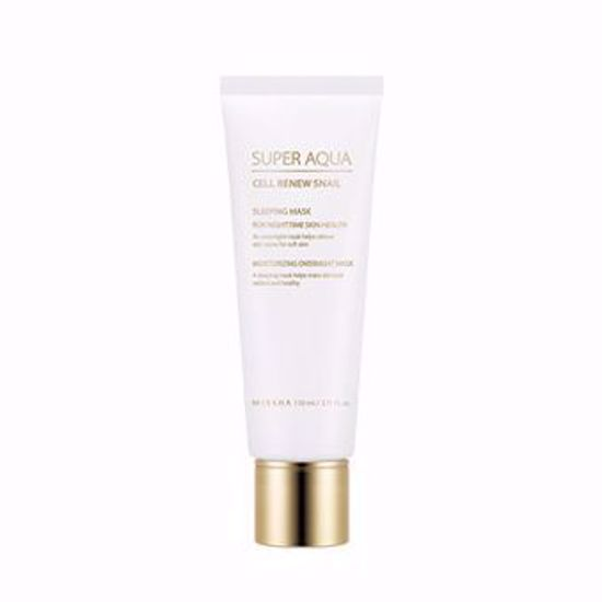 Picture of Super Aqua Cell Renew Snail Sleeping Mask