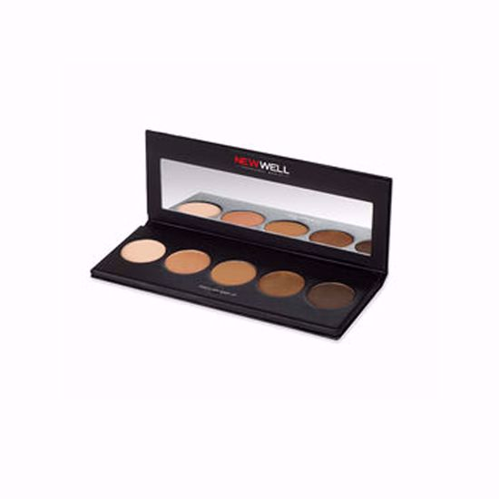 Picture of Eyeshadow Palette - Brown Tones - 5 Colours