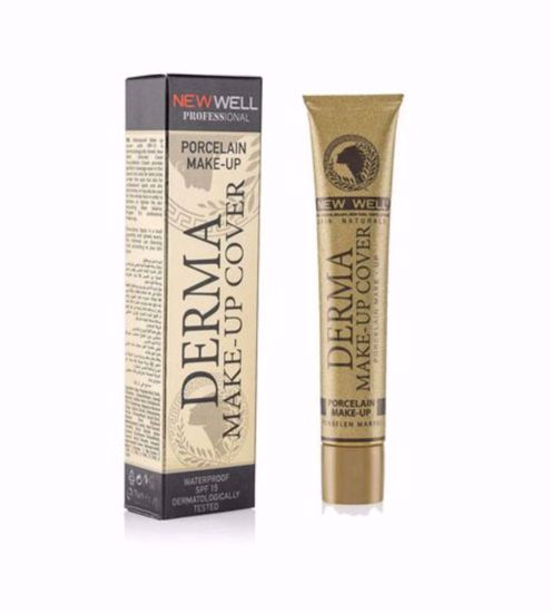 Picture of Derma Make-Up Cover Foundation / Gold